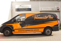 Zufriedene Kunden bei Ihrem Fahrzeuglackierer und Folien-Profi aus Lünen